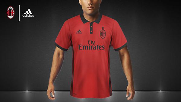 AC Milan Fantasy Third Kit