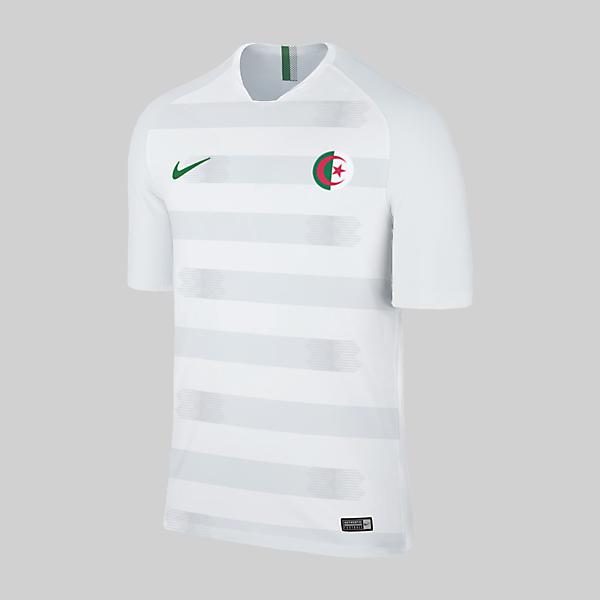 Adidas Exchange to Nike : Algeria