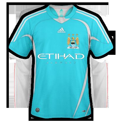 Adidas Man City Home Kit