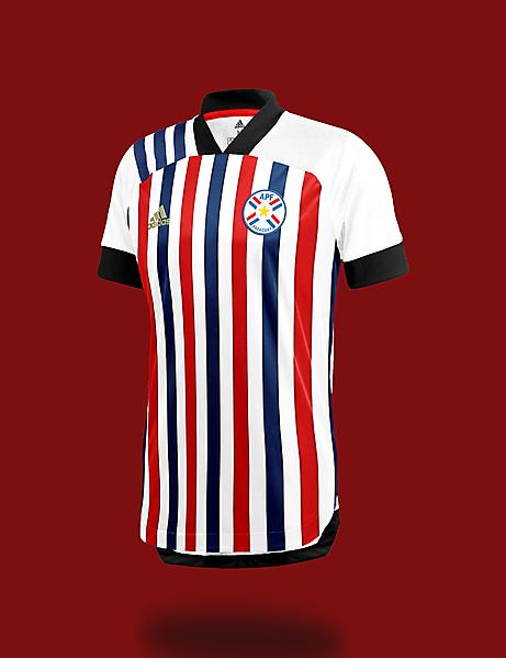 Adidas Paraguay Home