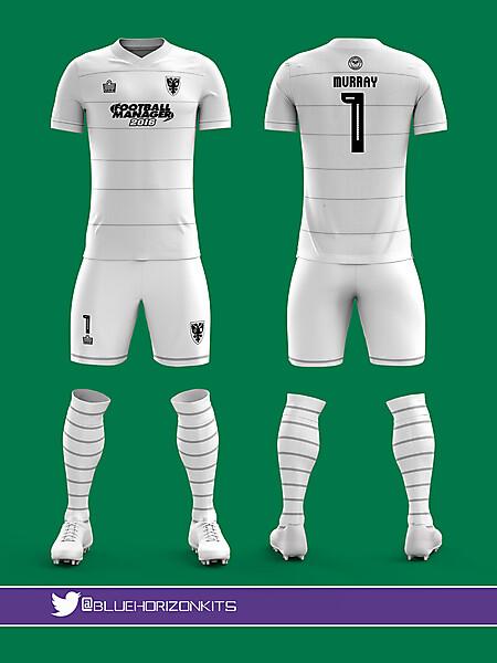 AFC Wimbledon Third Kit