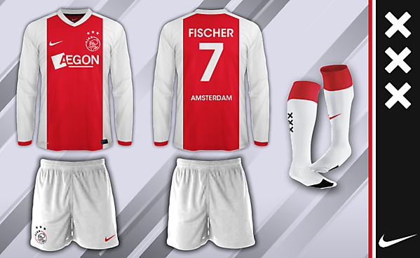 AFC Ajax - Nike