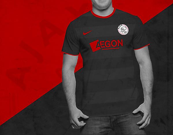 Ajax Nike Third Shirt