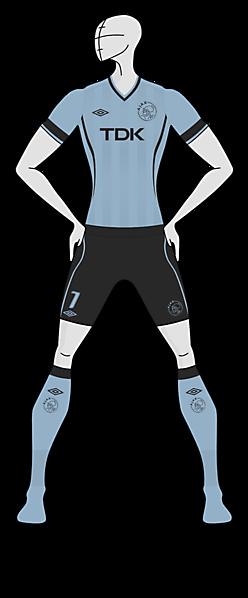 Ajax Third