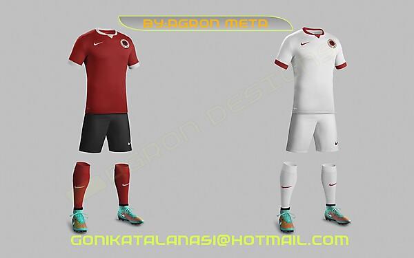 ALBANIA NT EURO 2016 FANTASY KITS BY AGRON META