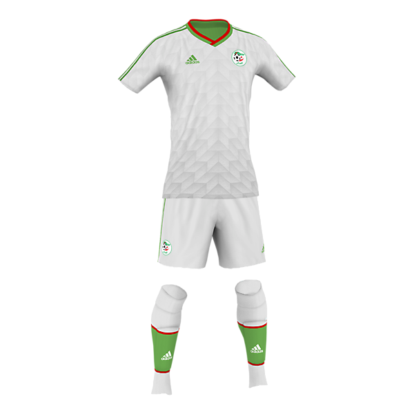 Algeria home kit