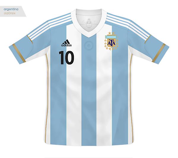 Argentina    home    adidas