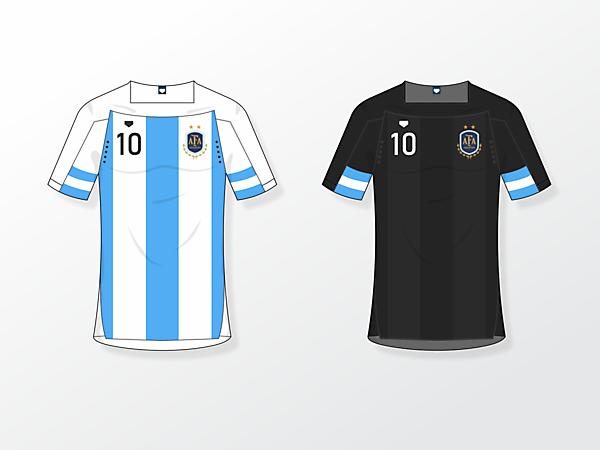 Argentina NT [fantasy kits]