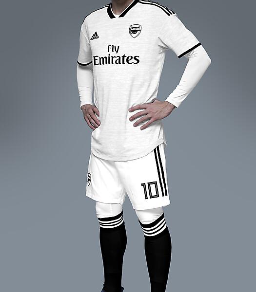 Arsenal Adidas Away