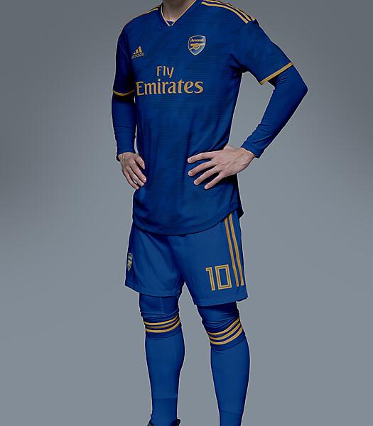 Arsenal Adidas Third