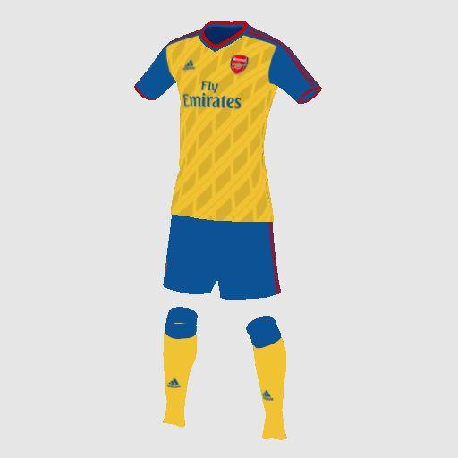 Arsenal Away 2019 2020