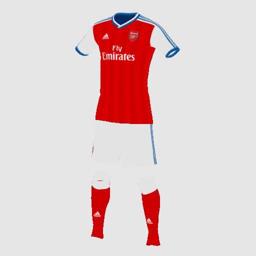 Arsenal Home 2019 2020
