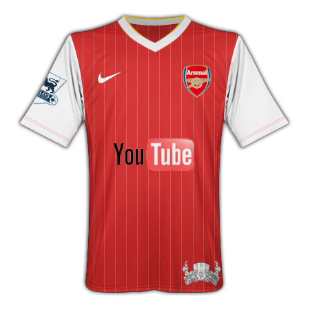 Arsenal Retro Home