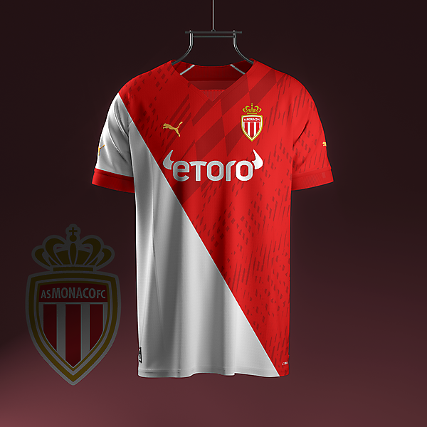 AS Monaco Puma home concept