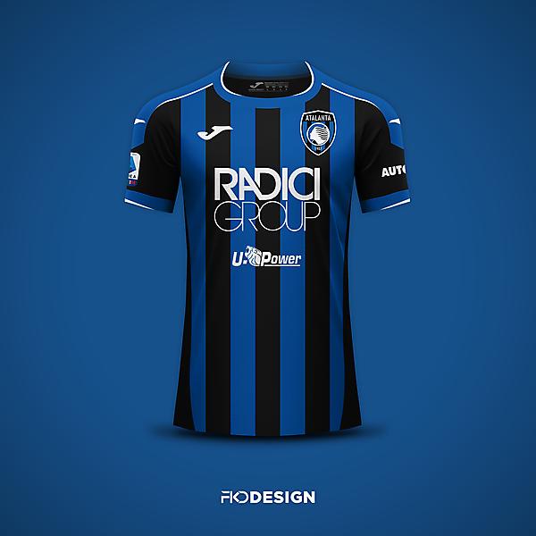 Atalanta BC | Joma | Home | New crest