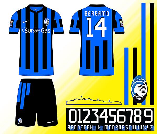 Atalanta B.C. fantasy kit