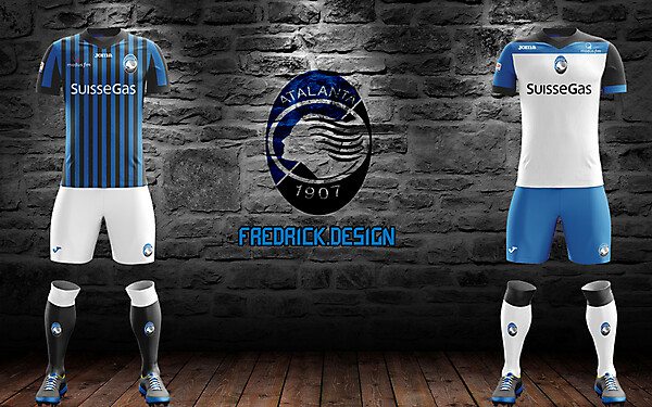 Atalanta x JOMA // Home-Away