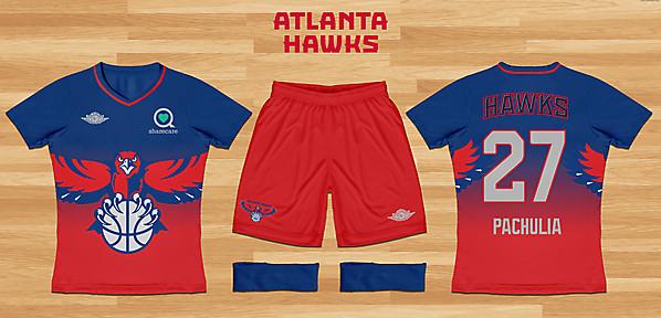 Atlanta Hawks - Fourth Kit