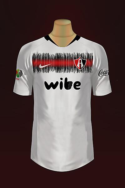 Atlas FC Visitante Jersey Nike