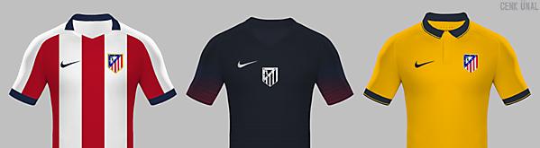 Atletico Madrid 16-17 ?
