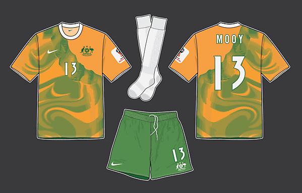 Australia Socceroos Kit
