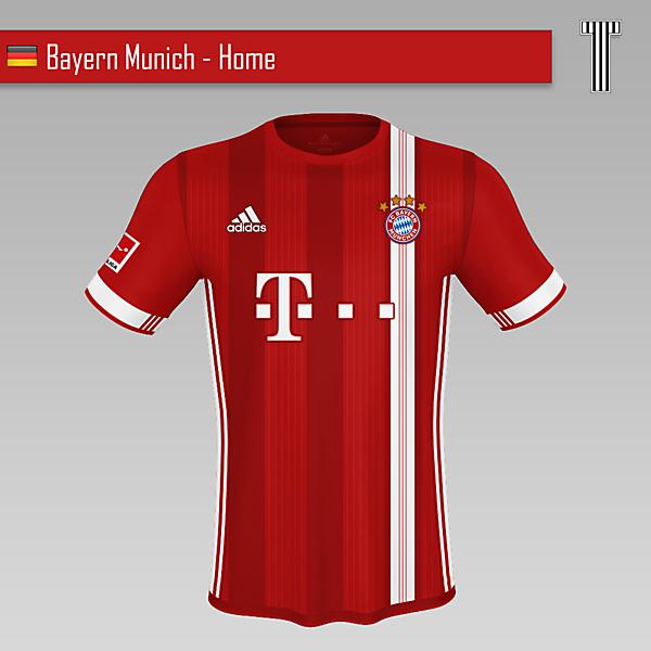 Bayern Munich - Home