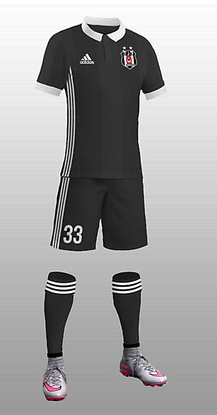 Beşiktaş 16-17 Away ?