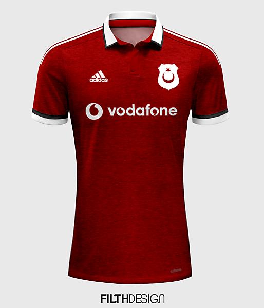 Beşiktaş Away Kit