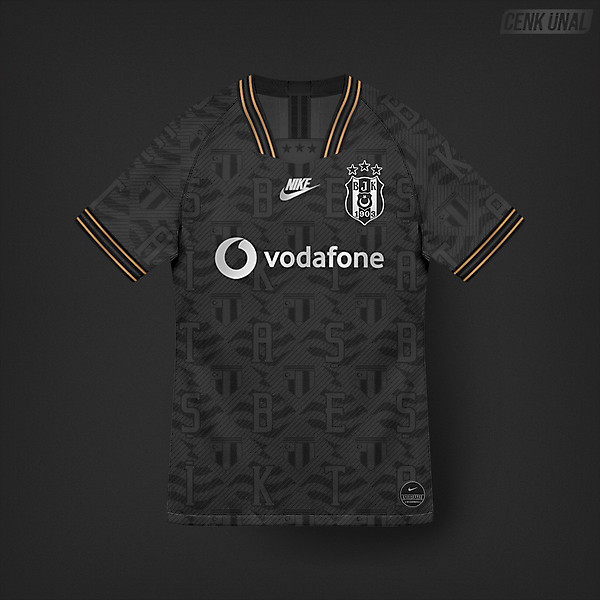 Beşiktaş JK x Nike