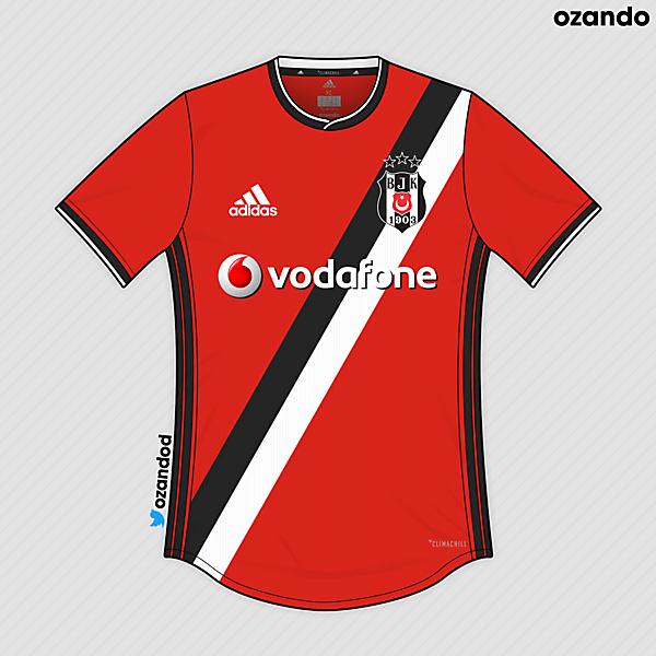 Beşiktaş x Adidas   3rd