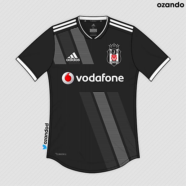 Beşiktaş x Adidas   Away