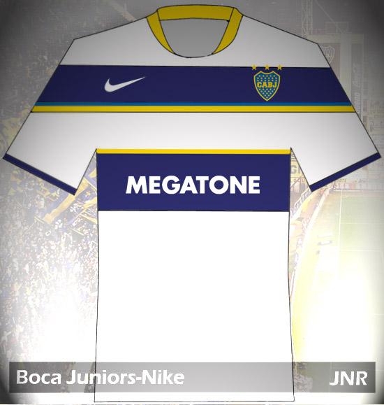 Boca Juniors - Nike
