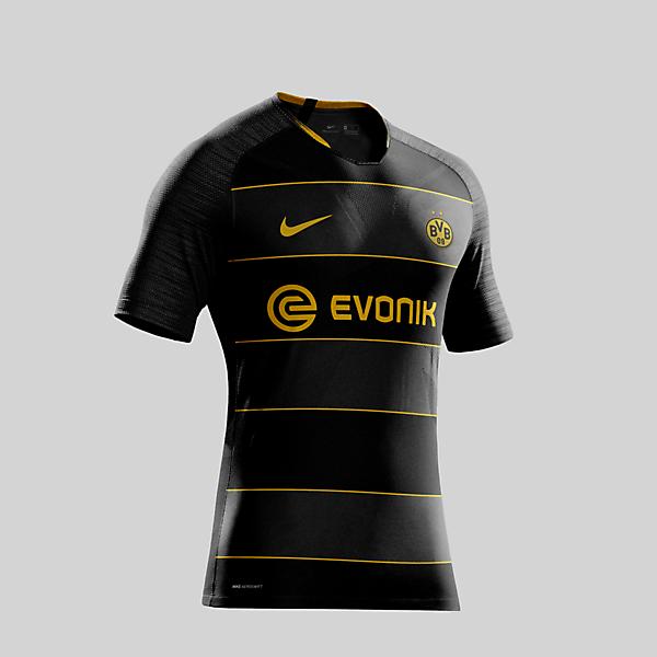 Borussia Dortmund - Nike Away Kit