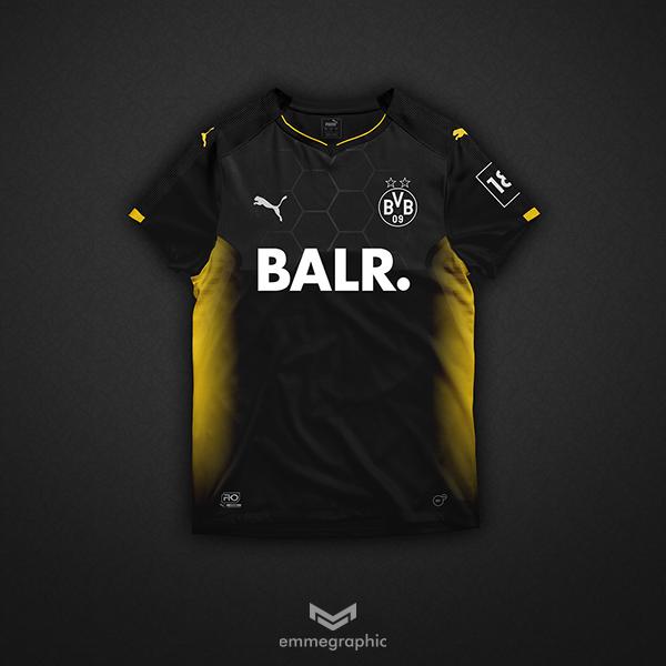 Borussia Dortmund   Puma X BALR.