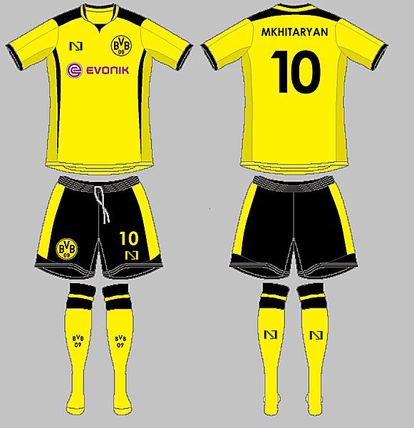 Borussia Dortmund Home (NGC)