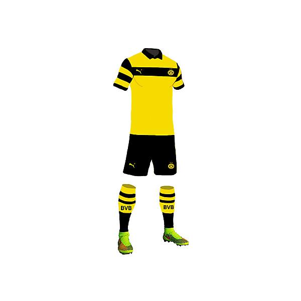 Borussia Dortmund kit 16/17
