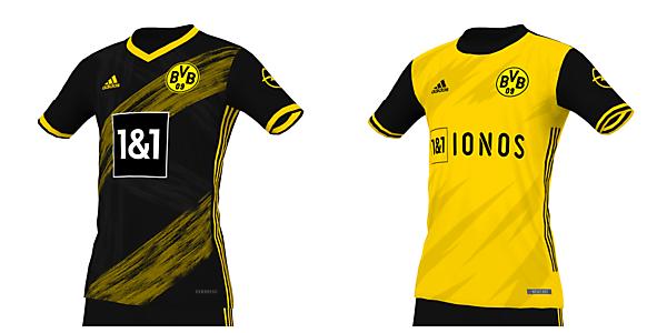 Borussia Dortmund x Adidas