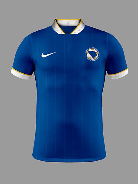 Bosnia And Herzegovina Euro 2016 Kit