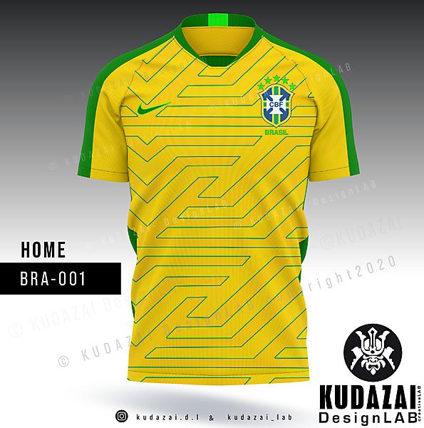 BRASIL  ' Seleção' HOME version