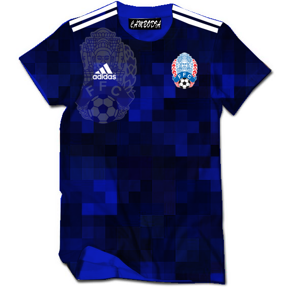 Cambodia Adidas 2017
