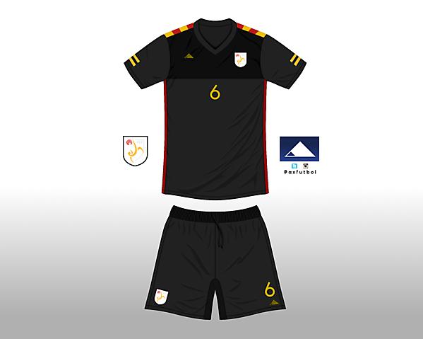 Catalan football kit design (Selecció Catalana)