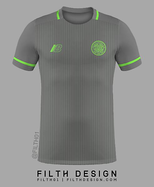 Celtic 3rd