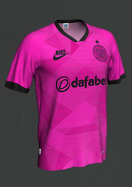Celtic FC third