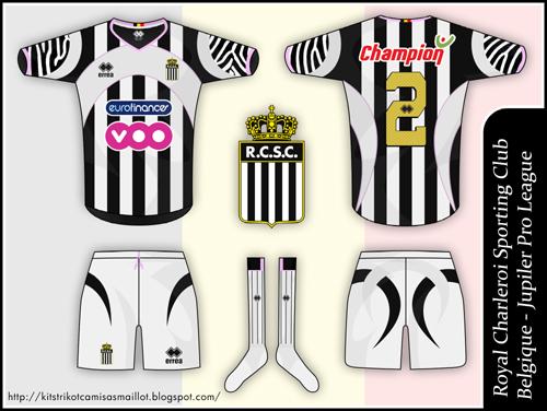 R. Charleroi S.C. - Errea