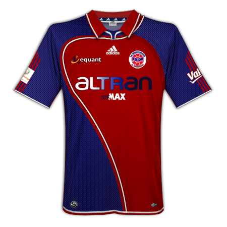 Chateauroux home