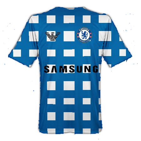 Armani Chelsea Checkerboard