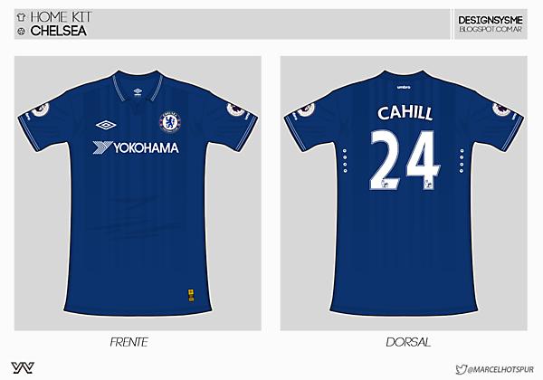 Chelsea | home kit