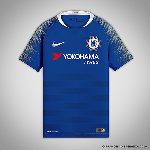 Chelsea FC - home