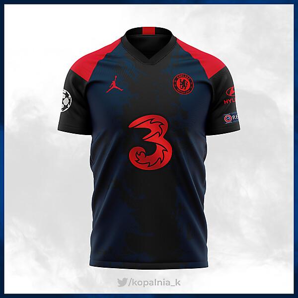 Chelsea FC 3rd Kit Concept