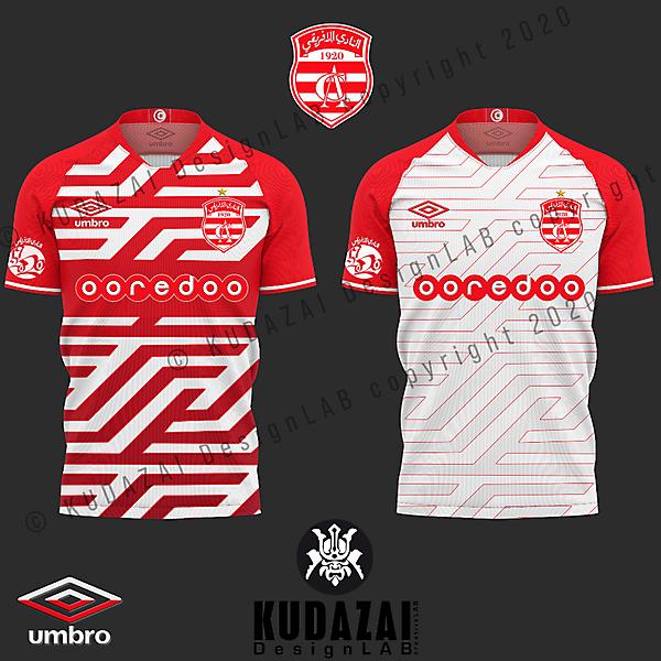 Club Africain1920 - Tunis